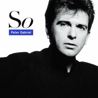 Peter Gabriel-So